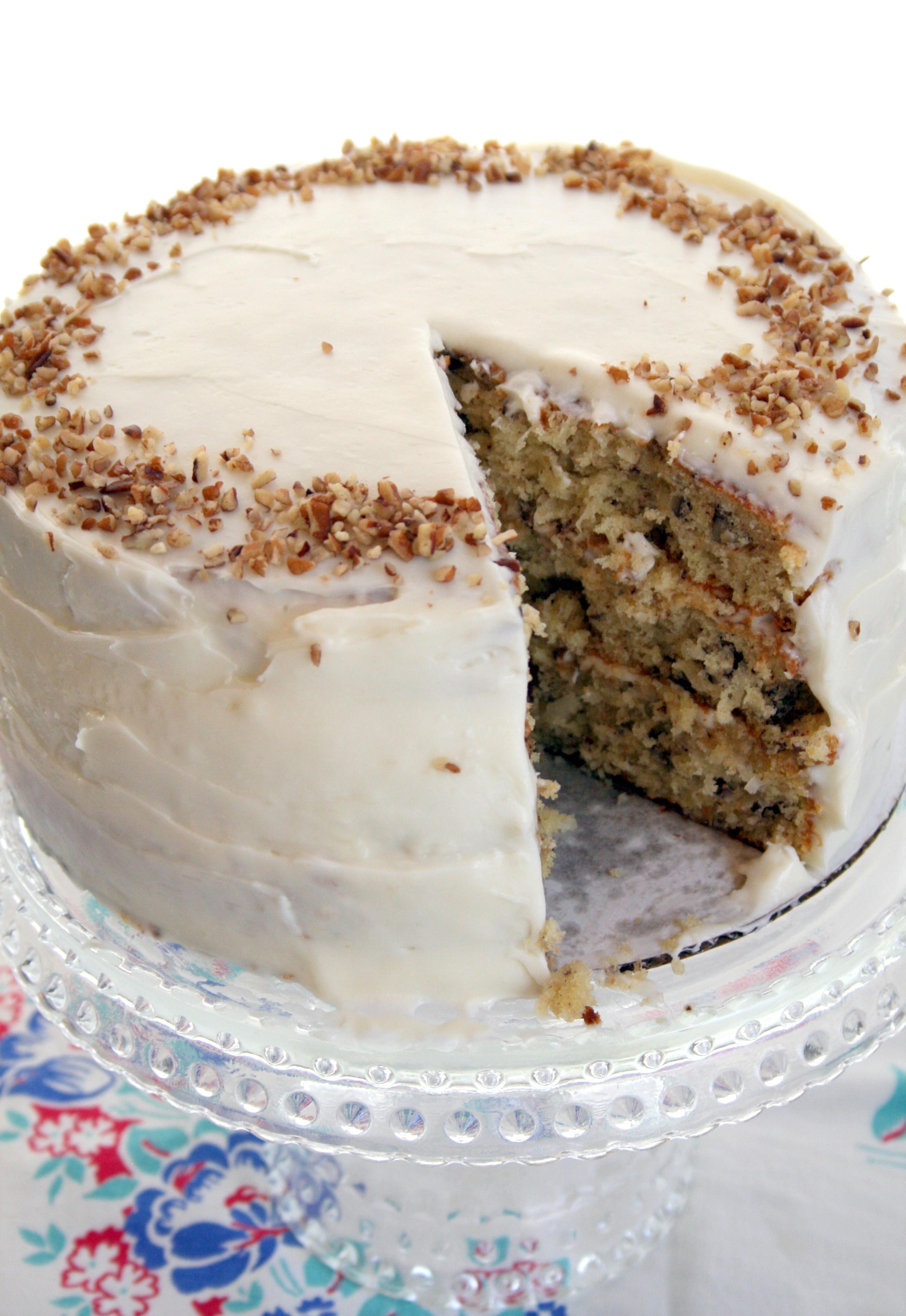 Italian Cream Cake Butterlust