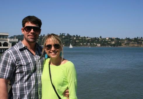 Katie & Nick Sausalito