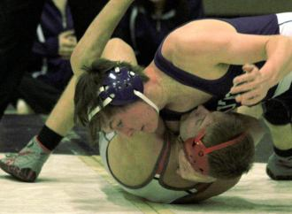 Local wrestlers look to shine under 'bright lights' of State meet