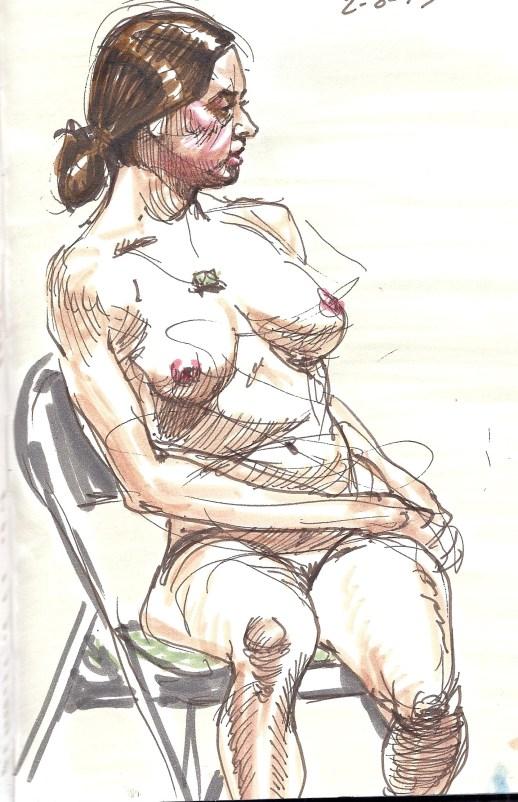 12 minute nude