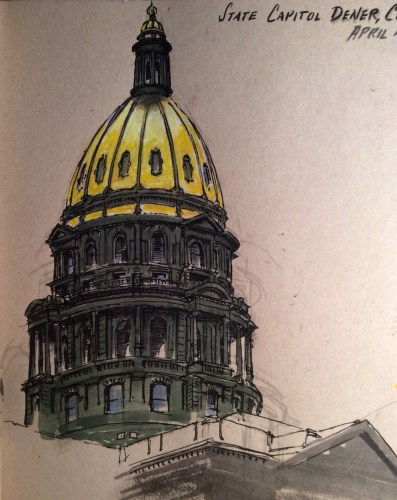 Dome of Co capital