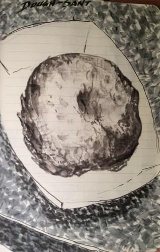 Dough-sant