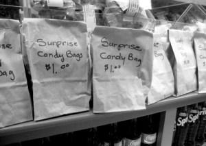 Candy Surprises (photo by Gillian Sze)