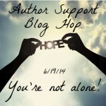 It takes a village: Help support an author!
