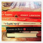 Photo of the Day: Some of the book haul from BOOKmas!
