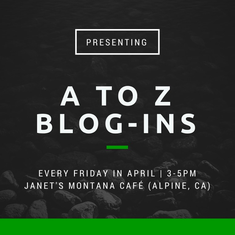 A to Z Blog-Ins