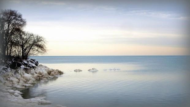 """Juneway Beach Park"" image by Flickr user Ann Fisher"