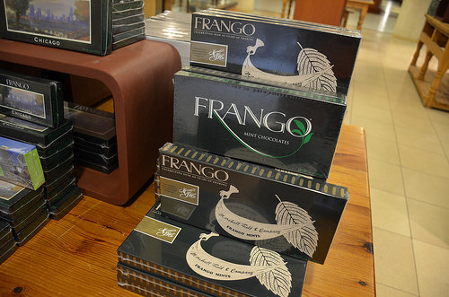 """Frango Chocolates"" image via Flickr user Strapples Dissabled Life..."