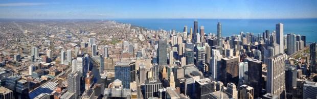 """Chicago"" image via Flickr user James Willamore"