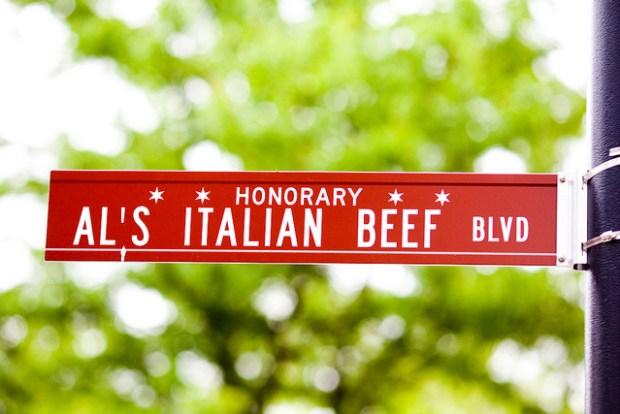 """Al's Italian Beef Blvd"" image by Flickr user Thomas Hawk"