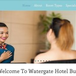Opening of Watergate Hotel Butuan