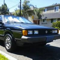 1982 VW Scirocco for Sale