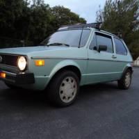 Drives Great, 1979 Volkswagen Rabbit Diesel