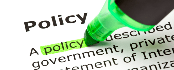 procurement policy - a must read for sellers