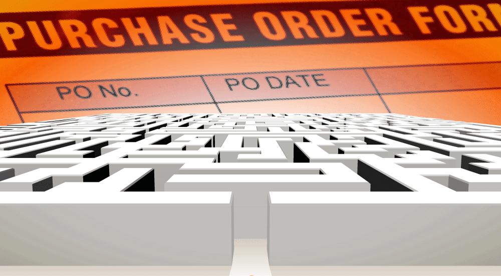 procurement-maze