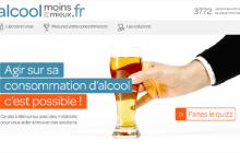 Dépendance à l'alcool :  campagne de sensibilisation par Lundbeck