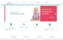 Nouveau site web sur l'hémangiome infantile