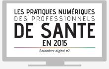 Usages digitaux des professionnels de santé en 2015