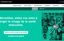 Opération Movember pour changer le visage de la santé masculine