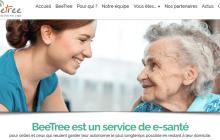 BeeTree : solution e-santé pour le domicile