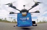 Lancement en France de la livraison santé par drones