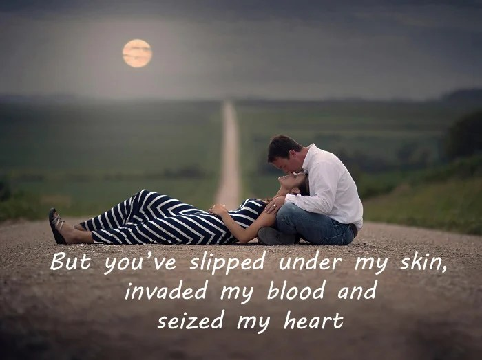 Beautiful 35 Most Romantic Quotes You Should Say To Your Love