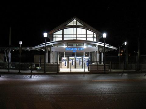 Mission City Station.