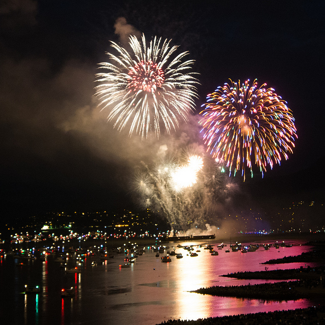 Celebration of Light 2012 - Photo by sonson on Flickr.