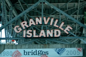 """Welcome to Granville Island!"" by Shannon Okey is licensed under CC BY-NC-SA 2.0."