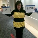 Buzzzzzzzz... *ahem* excuse me. Here's the real Beeeeeeeeeee line for route 99!