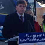 Barry Forbes, TransLink Board Chair
