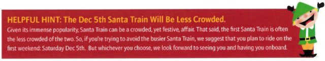 WCE Santa Train 3