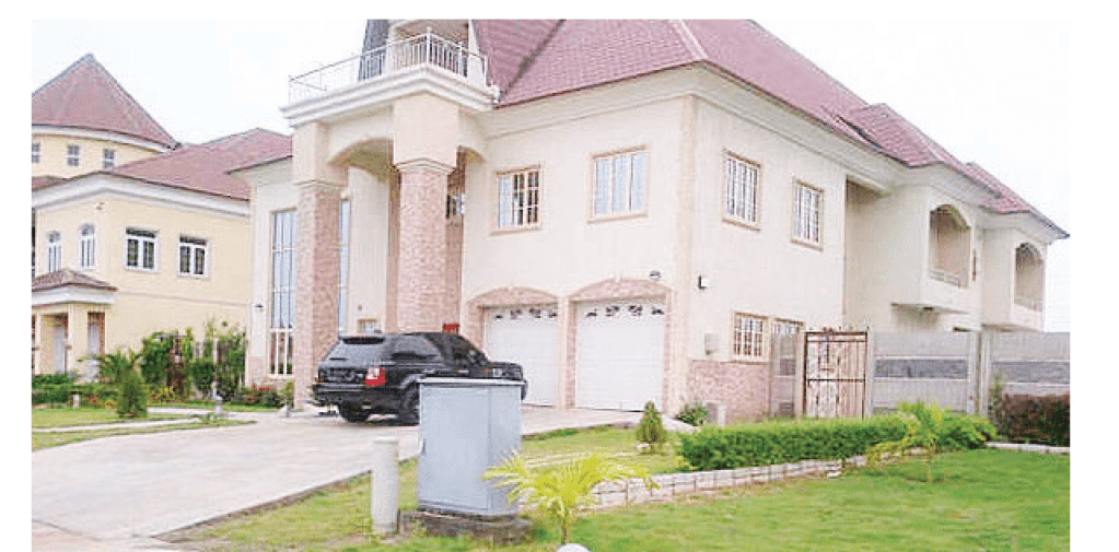 Nigerian Celebrities With The Most Expensive Homes