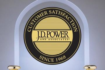 J. D. Power Award Winners