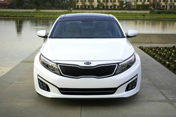A Price You can Live With Comes with the 2014 Kia Optima