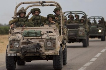 Israel's Ground Offensive in the Gaza Strip