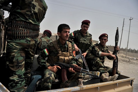 US starts directly providing Kurdish forces in Iraq with weapons