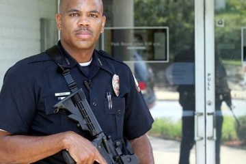 School police in Compton can equip themselves with AR-15 rifles