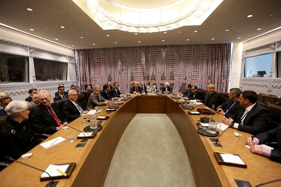 Iran has resumed nuclear talks with the P5+1