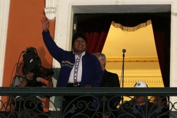 President Morales effortlessly wins his third election in Bolivia