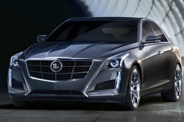 Expectations Run High for the 2015 Cadillac XTS