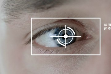 Apple patents new eye-tracking technology to combat the Troxler Effect
