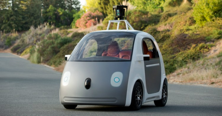 Google is now testing its self-driving vehicles on public streets