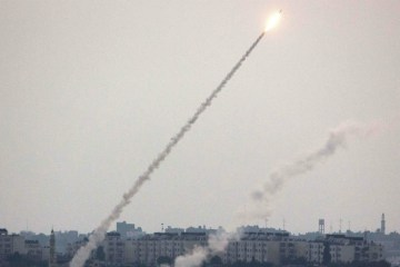 Rockets Fired into Israel