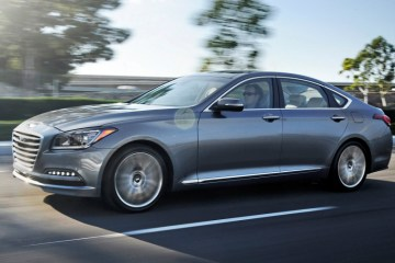 Hyundai Genesis Affordable Luxury