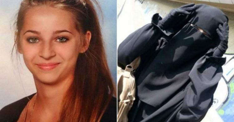 Islamic State Bride