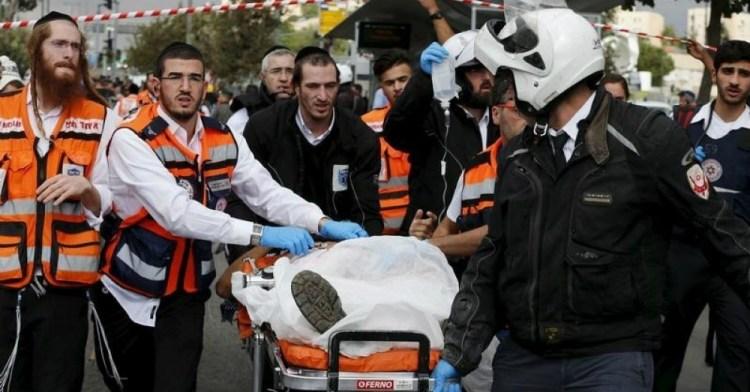 Violence Against Israelis