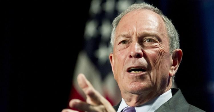 Michael Bloomberg Run