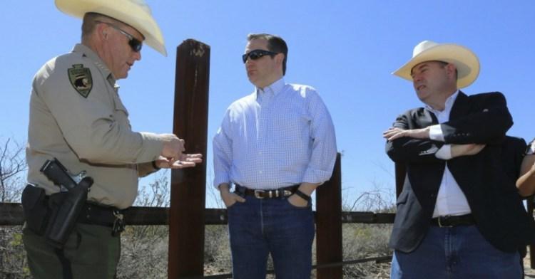 Ted Cruz Arizona Immigration