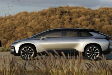 Faraday Future Still Strives for Relevance